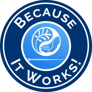 Becasue it works graphic