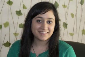 Ameera Ayubi headshot