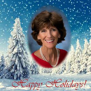 Kory Ward-Cook Happy holidays image