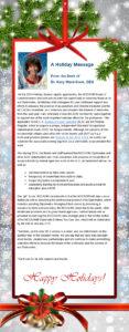 KWC holiday message 2014