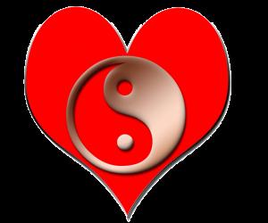 Qigong heart image