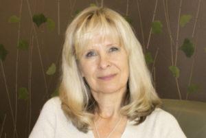Olga Cox headshot