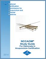 NCCAOM AC Cert study guide