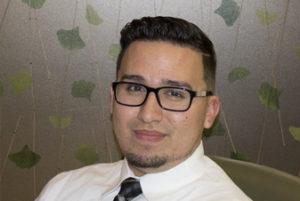 Victor Lugo headshot