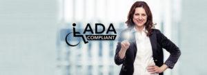 ADA compliant banner