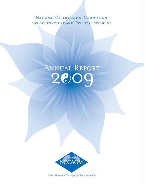 annual report 2009 cover