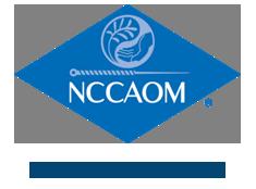 NCCAOM Diplomate of OM logo
