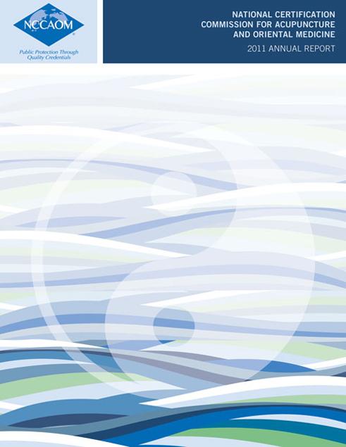nccaom 2011 annual report cover
