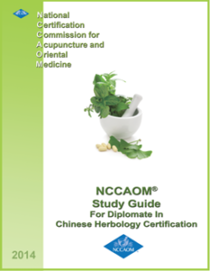 Chinese herbology Study Guide preview