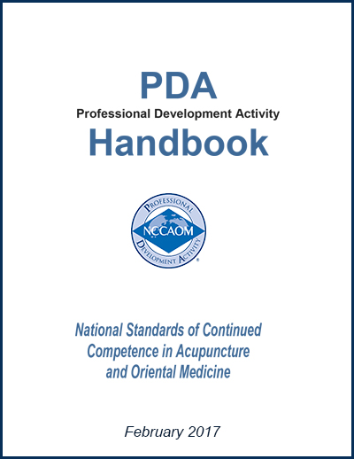 PDA Handbook