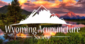 Wyoming Acupuncture Society logo