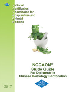 Chinese Herbology Study Guide Image