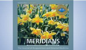 Meridinas Cover Page Image