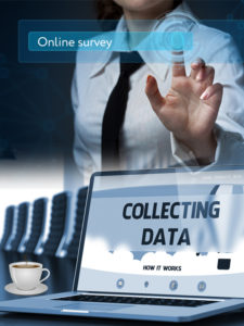 Collecting Data graphic