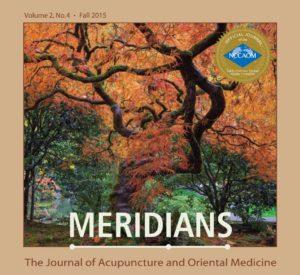 Meridians: JAOM Fall 2015 Issue