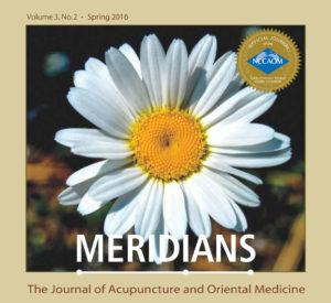 Meridians: JAOM Spring 2016 Issue