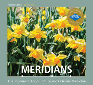Meridians: JAOM Spring 2017 Issue