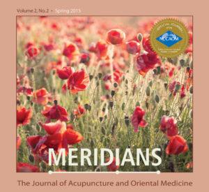 Meridians: JAOM Spring 2015 Issue