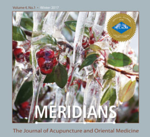 Meridians: JAOM Winter 2017 Issue