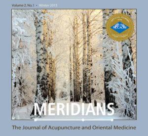 Meridians JAOM Winter 2015 Issue