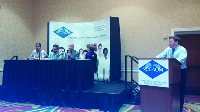 NCCAOM Leadership Panel Image