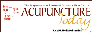 Acupuncture Today logo.