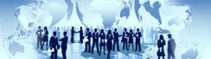 Global professionals banner