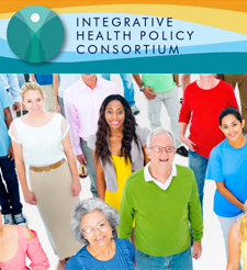 Integrative Health Policy Consortium logo.