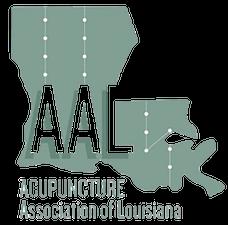 Acupunture Association of Louisiana logo