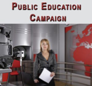 Public Education Campaign Graphic