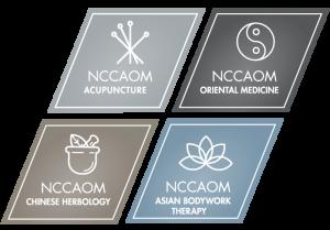 NCCAOM Four-Service-Marks