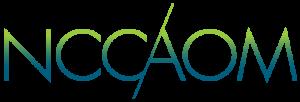 NCCAOM logo.