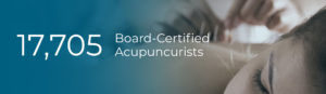 Home Page Number of Board Certified Acupuncturists (17,705)
