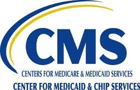 CMS logo.