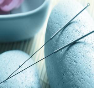 Acupuncture needles image