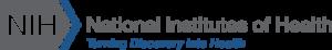 NIH logo.