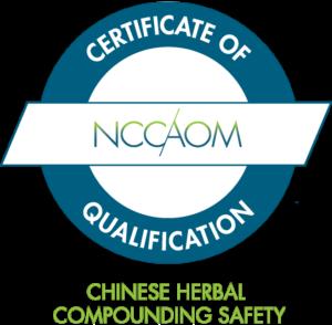 NCCAOM CHCS COQ Logo
