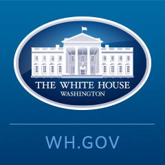 White House .gov logo