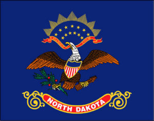 flag of ND-state flag