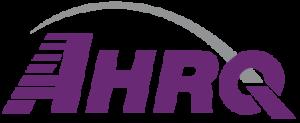 AHRQ logo.