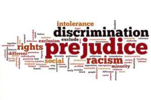 prejudice-concept collage
