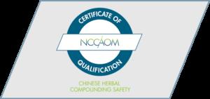 NCCAOM CHCS-COQ logo