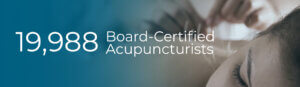 Home_Page_Infographic: number of Board Certified Acupuncturists