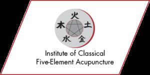 Institute of Classical Five Element Acupuncture logo