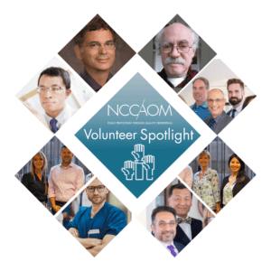 Volunteer Spotlight collage