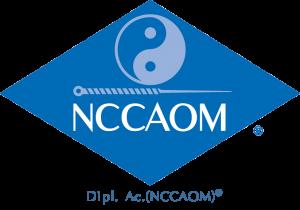 NCCAOM Service mark AC