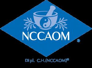 NCCAOM service mark CH