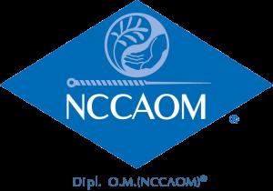 NCCAOM service mark OM